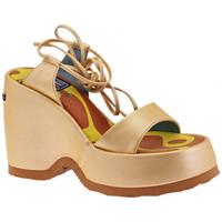 Zapatos Mujer Sandalias No End  Oro