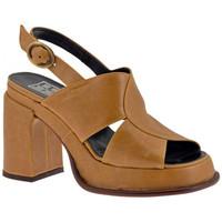 Zapatos Mujer Sandalias No End  Beige