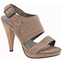 Zapatos Mujer Sandalias Chedivé  Beige