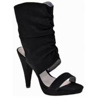 Zapatos Mujer Sandalias Chedivé  Negro