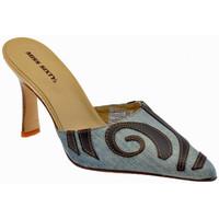 Zapatos Mujer Zuecos (Clogs) Miss Sixty  Azul