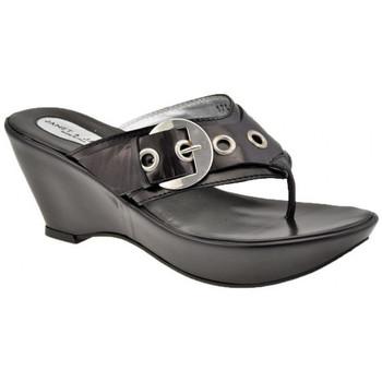 Zapatos Mujer Sandalias Janet&Janet  Negro