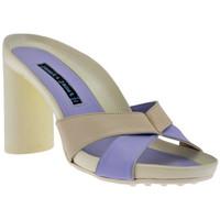 Zapatos Mujer Sandalias Janet&Janet  Violeta