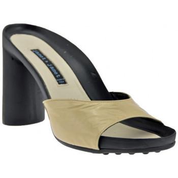 Zapatos Mujer Sandalias Janet&Janet  Beige