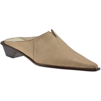 Zapatos Mujer Zuecos (Clogs) Janet&Janet  Beige