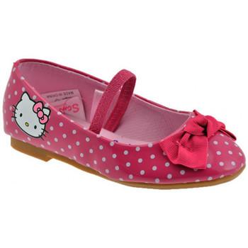Zapatos Niña Bailarinas-manoletinas Hello Kitty  Rosa