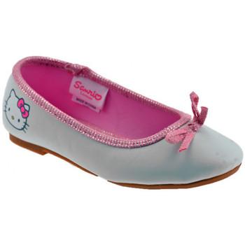 Zapatos Niños Bailarinas-manoletinas Hello Kitty  Blanco
