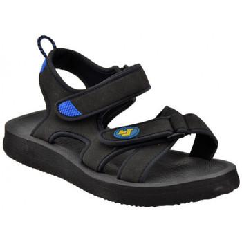 Zapatos Niños Sandalias Lumberjack  Negro