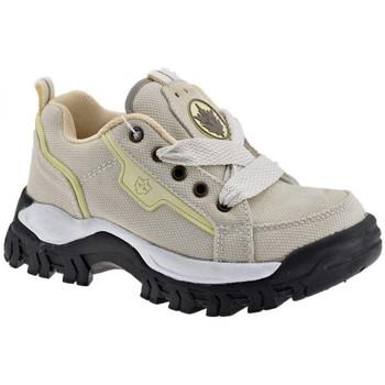 Zapatos Hombre Senderismo Lumberjack  Beige