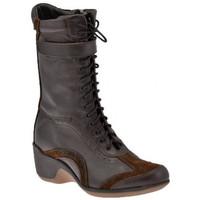 Zapatos Mujer Botines Lumberjack  Marrón
