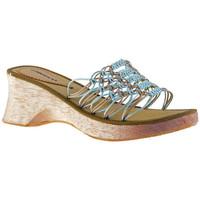 Zapatos Mujer Zuecos (Mules) Lumberjack  Beige