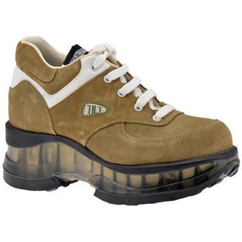 Zapatos Mujer Senderismo Cult  Beige