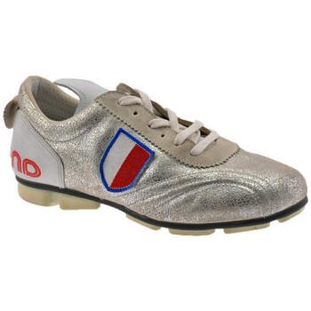 Zapatos Hombre Zapatillas altas Cult  Plata