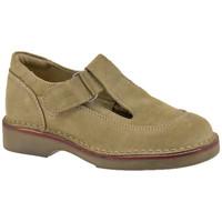 Zapatos Niños Mocasín Geox  Beige