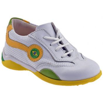 Zapatos Niño Derbie Chicco  Blanco