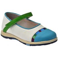 Zapatos Niña Bailarinas-manoletinas Chicco  Amarillo