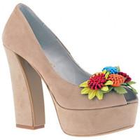 Zapatos Mujer Zapatos de tacón Osey  Beige