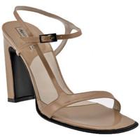 Zapatos Mujer Sandalias Enrico Del Gatto  Gris