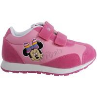 Zapatos Niña Zapatillas bajas Minnie Mouse 2300-229 Rosa