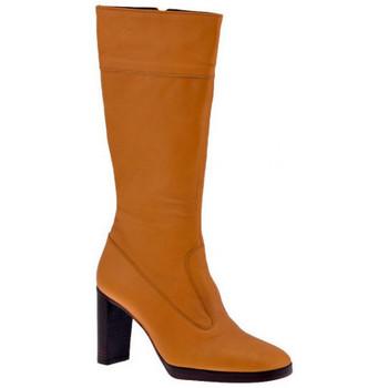 Zapatos Mujer Botas urbanas Fornarina  Beige