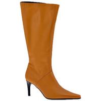 Zapatos Mujer Botines Fornarina  Beige