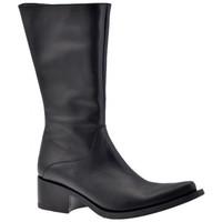 Zapatos Mujer Botines Fornarina  Negro