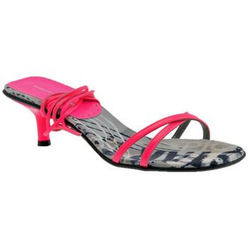 Zapatos Mujer Sandalias Fornarina  Rosa