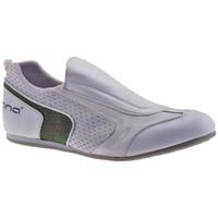 Zapatos Mujer Zapatillas bajas Fornarina  Blanco