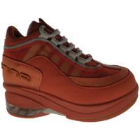 Zapatos Niños Zapatillas altas Fornarina  Naranja