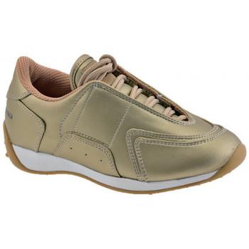Zapatos Niños Zapatillas bajas Fornarina  Oro