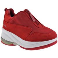 Zapatos Niños Zapatillas altas Fornarina  Rojo