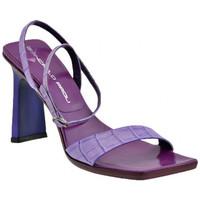Zapatos Mujer Sandalias Giancarlo Paoli  Violeta