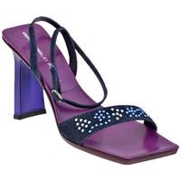 Zapatos Mujer Sandalias Giancarlo Paoli  Azul