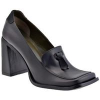 Zapatos Mujer Mocasín Giancarlo Paoli  Negro