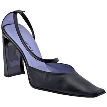 Zapatos Mujer Sandalias Giancarlo Paoli  Negro