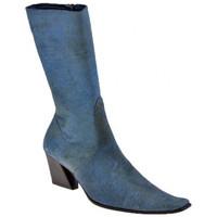 Zapatos Mujer Botas urbanas Giancarlo Paoli  Azul