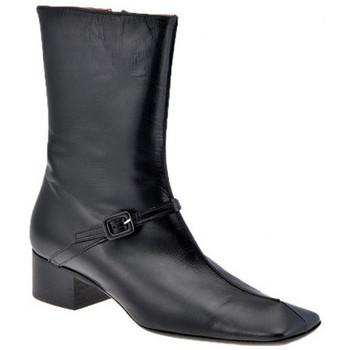 Zapatos Mujer Botines Giancarlo Paoli  Negro