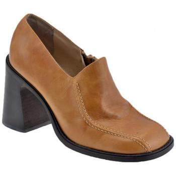 Zapatos Mujer Mocasín Strategia  Amarillo