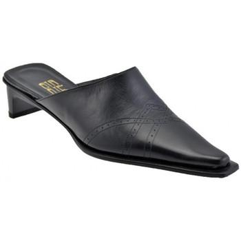 Zapatos Mujer Zuecos (Clogs) Strategia  Negro