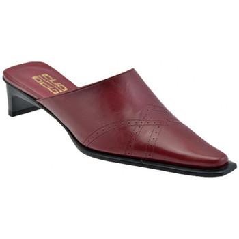 Zapatos Mujer Zuecos (Clogs) Strategia  Rojo