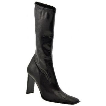 Zapatos Mujer Botas urbanas Strategia  Negro