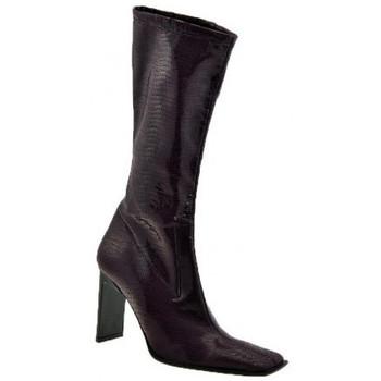 Zapatos Mujer Botas urbanas Strategia  Violeta