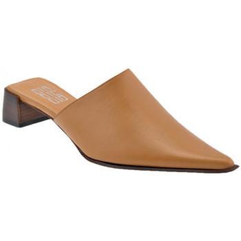 Zapatos Mujer Zuecos (Clogs) Strategia  Marrón