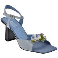 Zapatos Mujer Sandalias Strategia  Azul