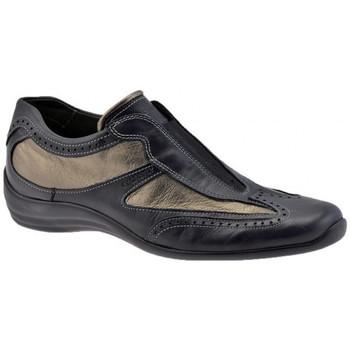 Zapatos Mujer Zapatillas altas Stonefly  Negro