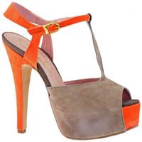 Zapatos Mujer Zapatos de tacón Cuomo  Marrón