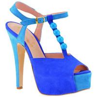 Zapatos Mujer Zapatos de tacón Cuomo  Azul