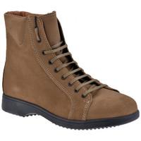 Zapatos Mujer Botas de caña baja C.p. Company  Beige
