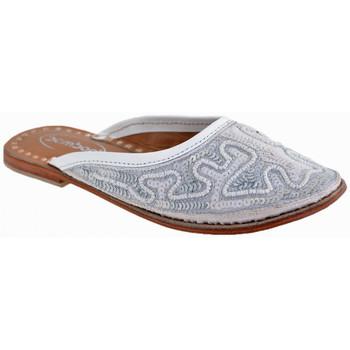 Zapatos Niños Zuecos (Clogs) Bamboo  Blanco