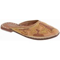 Zapatos Niños Zuecos (Clogs) Bamboo  Oro